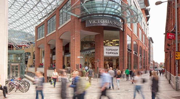 British shopping spree comes to end with sudden drop in footfall