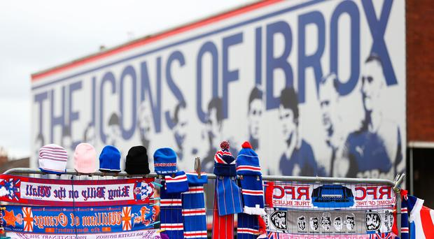 Rangers will play two matches in Northern Ireland in July