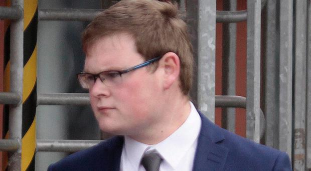 Gregory Campbell was told to carry out community service