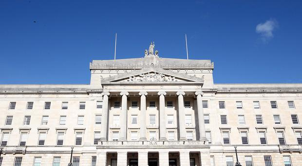 It comes as a new round of talks got underway at Stormont on Monday aimed at forming a new Executive.