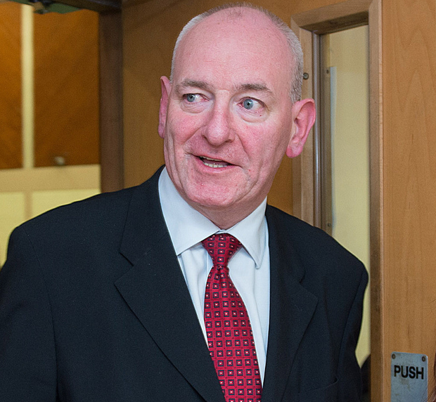 Mark Durkan of the SDLP lost his seat by a narrow margin in a dramatic upset
