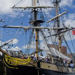 The magnificent Tall Ships will be at the Belfast Maritime Festival this weekend.
