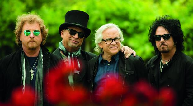 Toto will play the Waterfont in Belfast on April 7, 2018.