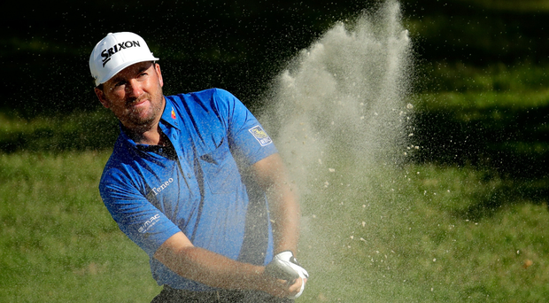 Tenacious: Graeme McDowell dreams of another major win. Photo: Andy Lyons/Getty Images