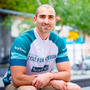 On his bike: Ruan Pienaar as he prepares for the Cycle for Freedom: 90KM for £90k in Belfast. Photo:Kevin Scott/Belfast Telegraph