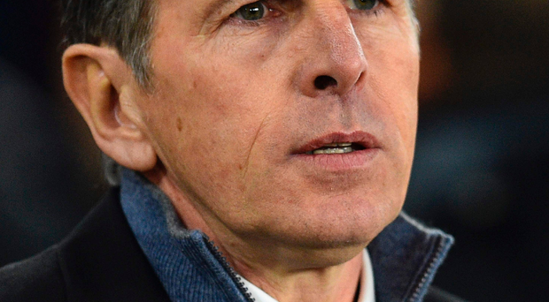 Claude Puel has been sacked as Southampton manager