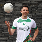 Skill set: Former Donegal footballer Rory Kavanagh pictured at the John West National Skills Day at Abbotstown, Dublin. The Skills Day is an opportunity for rising football, hurling & camogie stars to show their skills ahead of the John West Féile na nÓg and John West Féile na nGael competitions