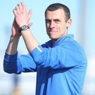 Sign on: Coleraine boss Oran Kearney will agree a new two-year deal which the Belfast Telegraph revealed was to be put on the table at the end of April