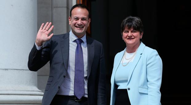Irish, British PMs to meet to talk Brexit, Northen Ireland crisis