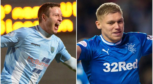 Ballymena United avoided a potential tie against Rangers in Monday's Europa League first qualifying round draw.
