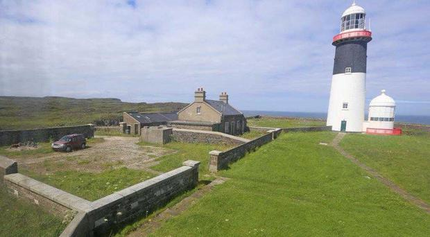 Rathlin East Lighthouse