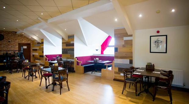 The revamped Carryduff Roadhouse on Belfast's Saintfield Road