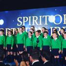 Britain's Got Talent favourites St Patrick's Primary School choir entertain the guests at the Spirit of Northern Ireland Awards 2017