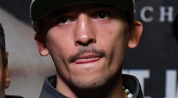 Stood up: Lee Selby was due to face Barros in January