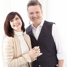 Hymn writer Keith Getty and his wife Kristyn