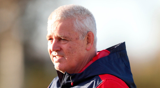 Controversy: Warren Gatland . Photo: David Davies/PA