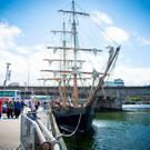 The maritime festival begins in Belfast on June 16th 2017 (Photo by Kevin Scott / Belfast Telegraph)