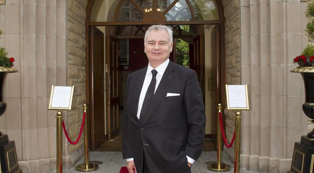 Sunday Life Spirit Of Northern Ireland Awards 2017 Eamonn Holmes at the Culoden Hotel. Picture Colm O'Reilly Sunday Life Spirit Of Northern Ireland Awards 16-06-2017