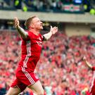 Jonny Hayes who scored Aberdeen's first goal of William Hill Scottish Cup final at Hampden Park, has signed for Celtic.