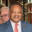 Derry trip: The Rev Jesse Jackson