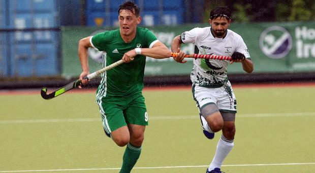 Lisnagarvey's Matthew Nelson is one of 10 Ulster players in the Ireland squad for World League semi-finals warm-up tournament.