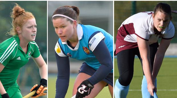 Zoe Wilson, Shirley McCay, Lizzie Colvin and Ayeisha McFerran have all been called up to the Ireland squad for World League Two.