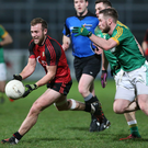 Moving forward: Darren O'Hagan says Down have renewed confidence and focus