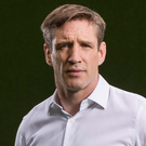 Looking on: Armagh's Kieran McGeeney is still banned