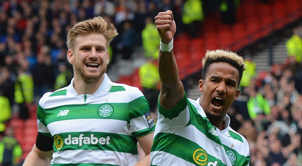 Bring it on: Scott Sinclair is relishing potential Linfield tie