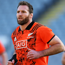 Fighting fit: Kieran Read will lead the All Blacks