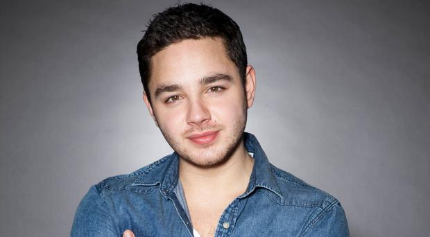 Adam Thomas as Adam Barton in Emmerdale. (ITV)
