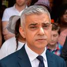 Warning: London mayor Sadiq Khan
