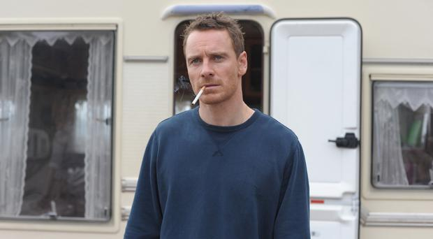 Michael Fassbender as Chad. Photo: PA Photo/Lionsgate Home Entertainment UK Ltd