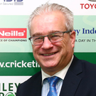 Cricket Ireland chairman Ross McCollum