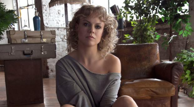 Delighted: Joanne Clifton