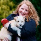 Naomi Long with Daisy