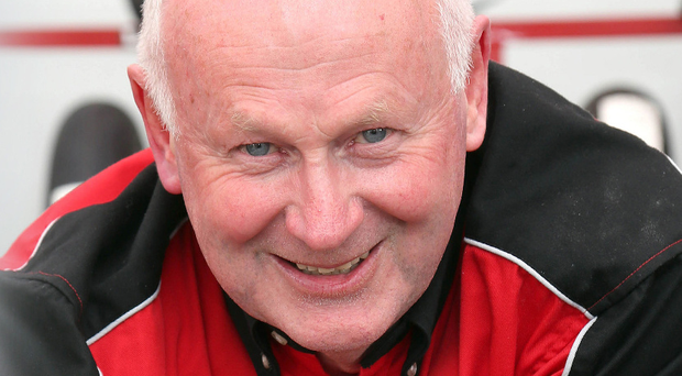 Mervyn Whyte is delighted by council honour