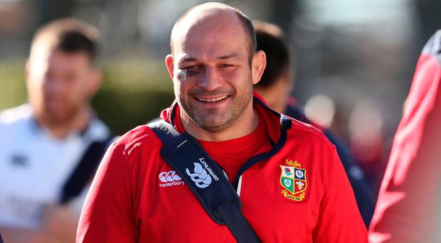 Rory Best gets the backing of a former team-mate for a start against the All Blacks next weekend.