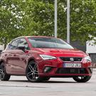 The all-new Seat Ibiza.