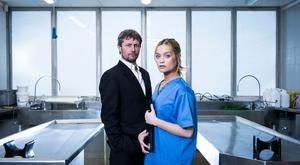 Bill Ward and Laura Whitmore star in Not Dead Enough by Peter James