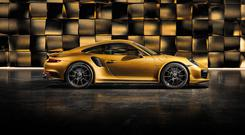 Fastlane: Porsche 911 Turbo S Exclusive Series