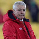 Under fire: Warren Gatland is feeling the heat from all sides. Photo Billy Stickland/INPHO