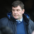 St. Johnstone Manager Tommy Wright. Photo: Ian MacNicol/Getty Images