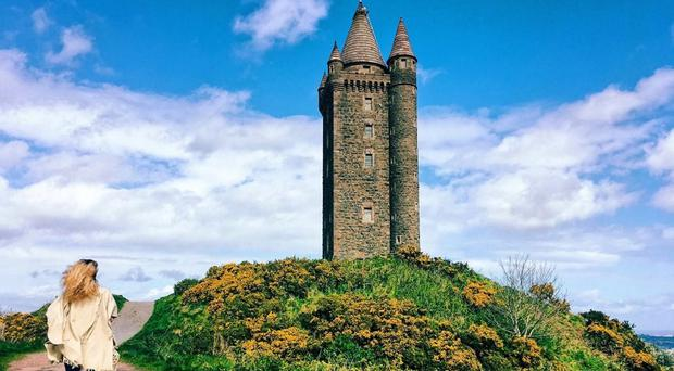 Scrabo Tower was closed in 2014 over health and safety fears