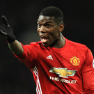 Success: Paul Pogba claims that Man United had a good season