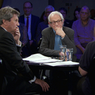 Melvyn Bragg, Ken Loach, Abi Morgan and Trevor Phillips on The Box That Changed the World