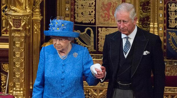 The Queen and Prince Charles have played a key role in the peace process