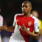 Hot property: Monaco's Kylian Mbappe is a wanted man