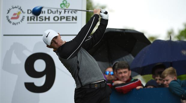 Rory McIlroy (Photo by Ross Kinnaird/Getty Images)