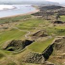 Portstewart is hosting the Irish Open
